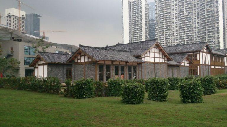 Chengdu serene view