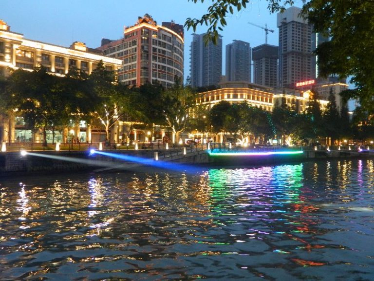 waterfront chengdu