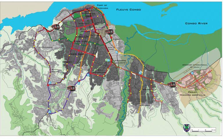 Kinshasa tod urban mobility 01